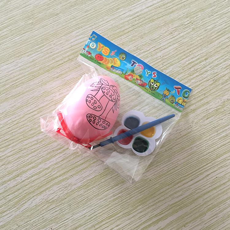 B209一元店鸡蛋画幼儿园儿童绘画模具道具义乌1元店地摊货源批发