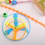 B161 一元三圈飞碟 儿童玩具 一元百货地摊货源批发厂家直销