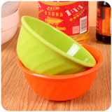 C296塑料碗水果糖果碗地摊货源热卖2元店货源日用百货义乌小商品