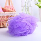 A051 2元单色浴花 可爱大花花造型沐浴球 超市专供 搓澡巾