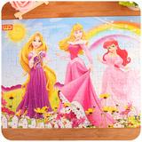 F175 5元120片拼图T5-002 拼板 儿童玩具 益智拼板 义乌百货批发