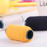 A014家用缝纫线 3支线 袋装 缝纫机线 手缝/手工用线 多色 批发