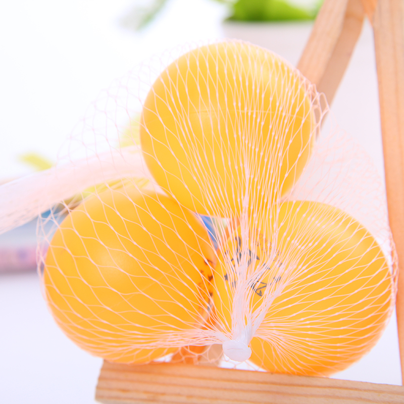 B007 一元3个乒乓球 义乌百货批发 儿童玩具 体育互动道具